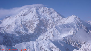 Denali Adventure part 3 – Skiing the south face
