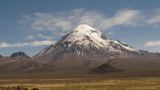 Nevado Sajama, 6542m – A sandy and tiring adventure on Bolivia's highest mountain