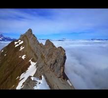 Arete Argentine, Switzerland.