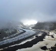 Ecole du glace on Mer du Glace!