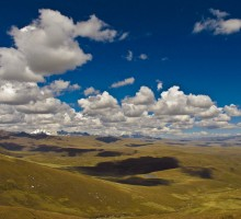 Beautiful Peruvian landscapes