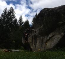 Bouldering with Stefan Sporli