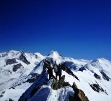 The Breithorn traverse