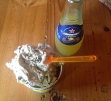 Italian ice-cream